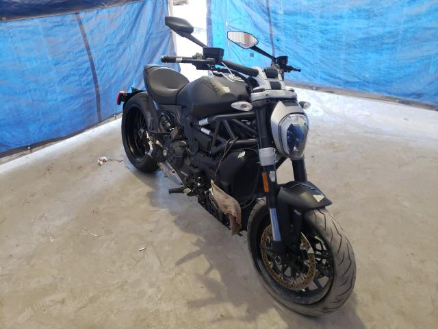 Ducati Xdiavel salvage cars for sale: 2021 Ducati Xdiavel