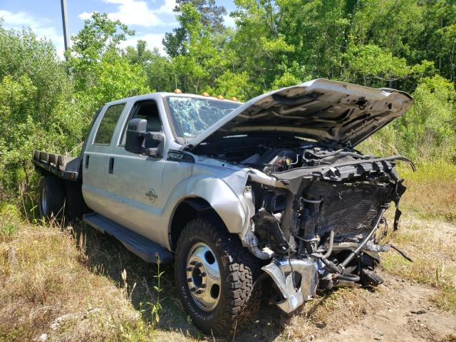 Salvage cars for sale from Copart Savannah, GA: 2007 Ford F350 Super