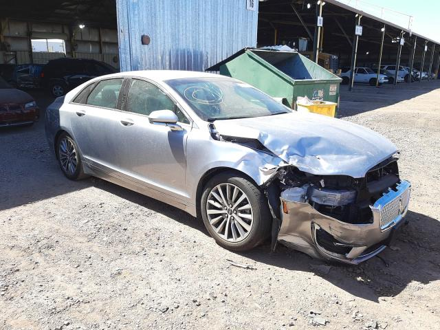 Lincoln MKZ salvage cars for sale: 2020 Lincoln MKZ