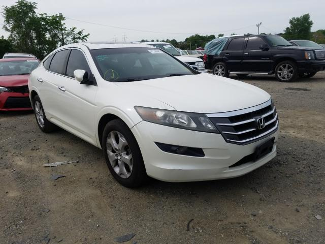 Salvage cars for sale from Copart Baltimore, MD: 2010 Honda Crosstour