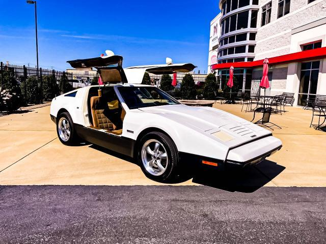 Salvage cars for sale from Copart Sandston, VA: 1975 Bricklin SV-1