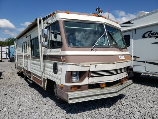 Tiffin Motorhomes Inc salvage cars for sale: 1986 Tiffin Motorhomes Inc Allegro