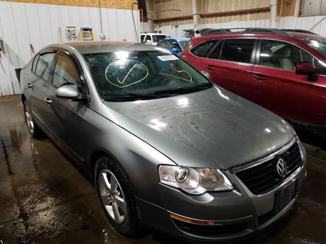 Salvage cars for sale from Copart Anchorage, AK: 2006 Volkswagen Passat 2.0