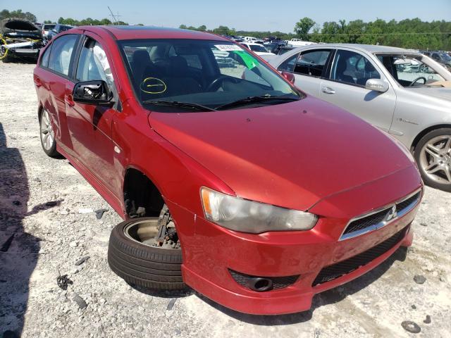 Mitsubishi salvage cars for sale: 2009 Mitsubishi Lancer GTS