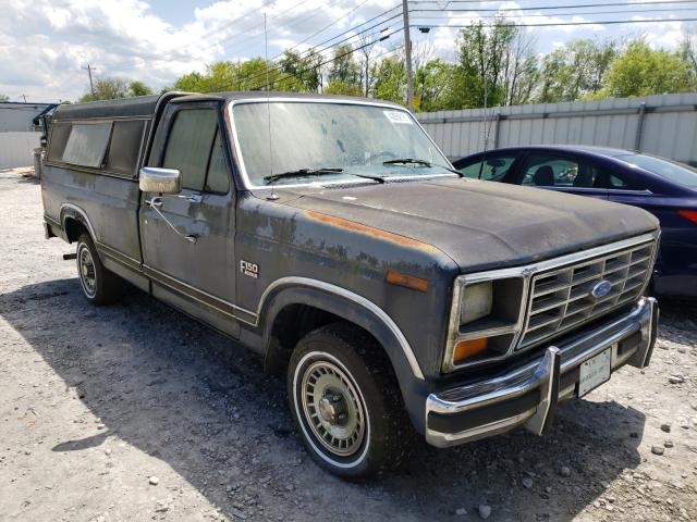FORD F150 1986 0