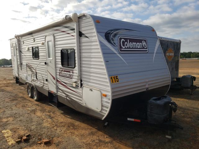 Coleman Vehiculos salvage en venta: 2013 Coleman Travel Trailer
