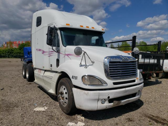 Freightliner Convention salvage cars for sale: 2009 Freightliner Convention