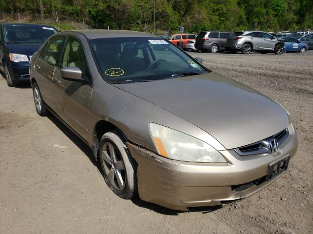 Salvage cars for sale from Copart Albany, NY: 2004 Honda Accord LX