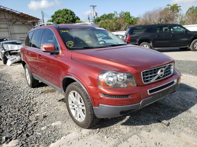 Salvage cars for sale from Copart Corpus Christi, TX: 2011 Volvo XC90 3.2