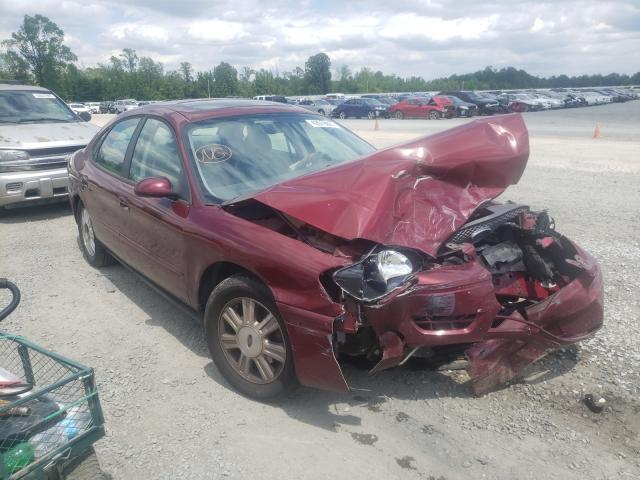 Ford Taurus salvage cars for sale: 2007 Ford Taurus