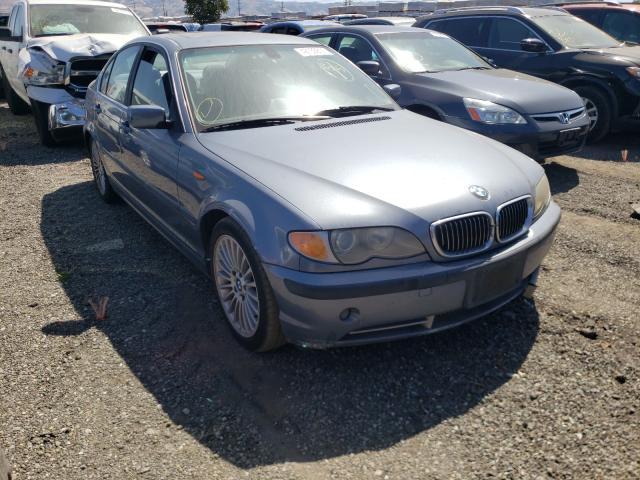 BMW Vehiculos salvage en venta: 2003 BMW 330 I