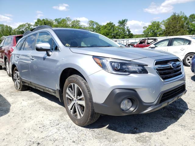 Salvage cars for sale from Copart Spartanburg, SC: 2019 Subaru Outback 2