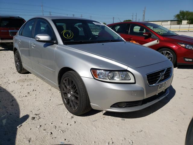 Salvage cars for sale from Copart Haslet, TX: 2010 Volvo S40 2.4I