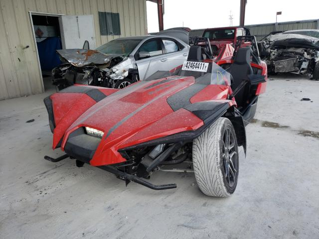 Salvage cars for sale from Copart Homestead, FL: 2020 Polaris Slingshot