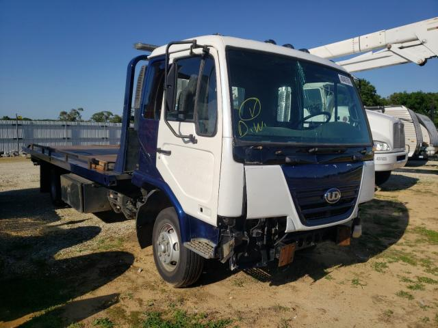 Nissan Diesel salvage cars for sale: 2007 Nissan Diesel UD2000