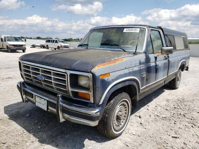 FORD F150 1986 1