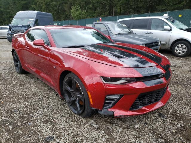 2017 Chevrolet Camaro SS for sale in Graham, WA