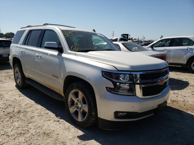 Salvage cars for sale from Copart Houston, TX: 2015 Chevrolet Tahoe K150