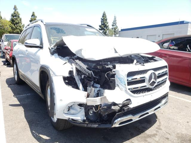 Salvage cars for sale from Copart Rancho Cucamonga, CA: 2020 Mercedes-Benz GLB 250