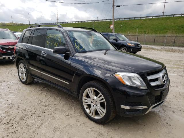 Salvage cars for sale from Copart Northfield, OH: 2014 Mercedes-Benz GLK 350 4M