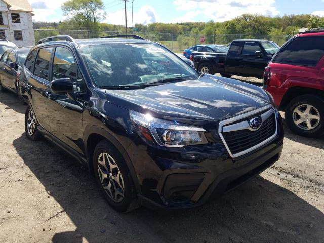 Salvage cars for sale from Copart Madison, WI: 2019 Subaru Forester P