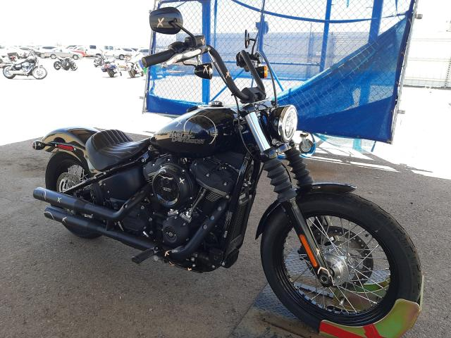 Harley-Davidson Fxbb salvage cars for sale: 2020 Harley-Davidson Fxbb