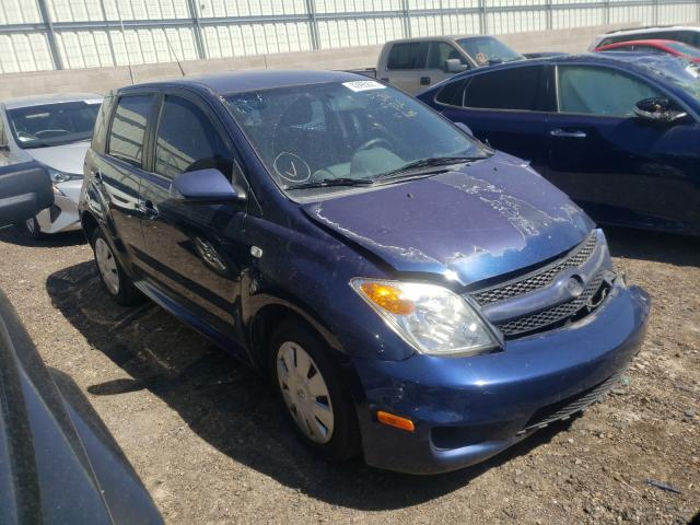 Salvage cars for sale from Copart Albuquerque, NM: 2006 Scion XA