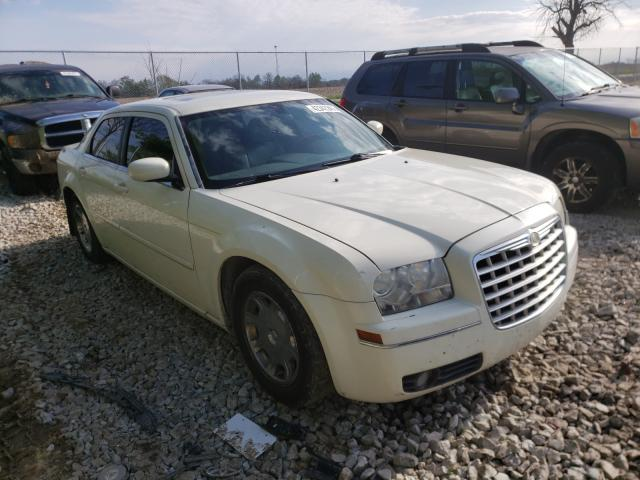 Salvage cars for sale from Copart Cicero, IN: 2005 Chrysler 300 Touring