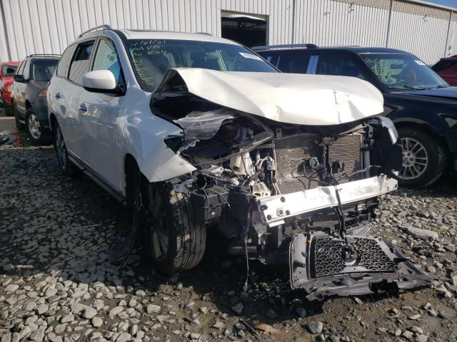 Salvage cars for sale from Copart York Haven, PA: 2016 Nissan Pathfinder