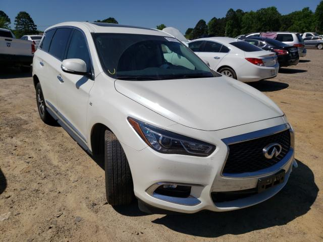 Salvage cars for sale from Copart Conway, AR: 2019 Infiniti QX60 Luxe