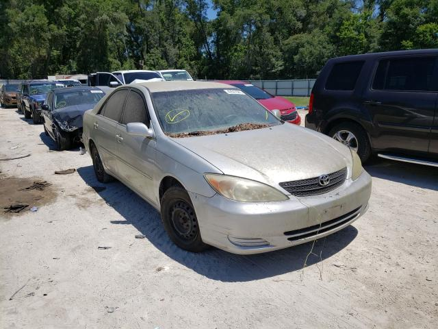 Salvage cars for sale from Copart Ocala, FL: 2003 Toyota Camry LE