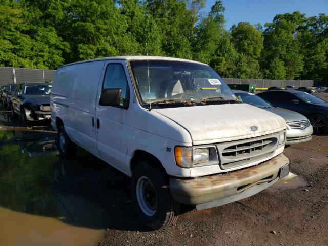 2001 Ford Econoline en venta en Waldorf, MD