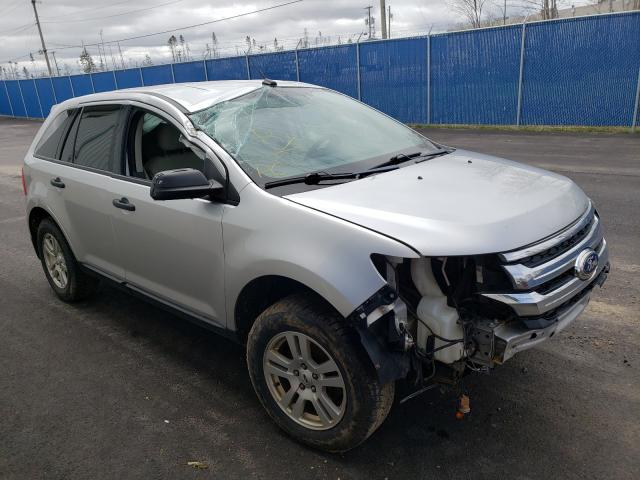 Salvage cars for sale from Copart Moncton, NB: 2013 Ford Edge SE