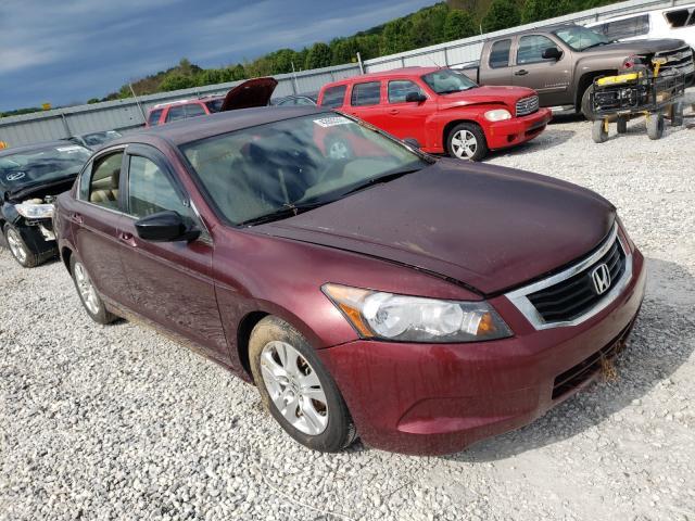 Salvage cars for sale at Prairie Grove, AR auction: 2009 Honda Accord LXP