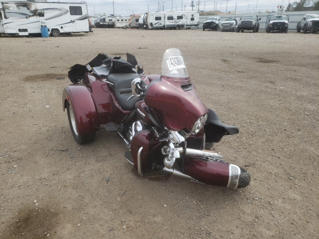 Harley-Davidson Flhtcutg T salvage cars for sale: 2015 Harley-Davidson Flhtcutg T