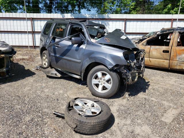 Vehiculos salvage en venta de Copart Lufkin, TX: 2011 Honda Pilot EXL