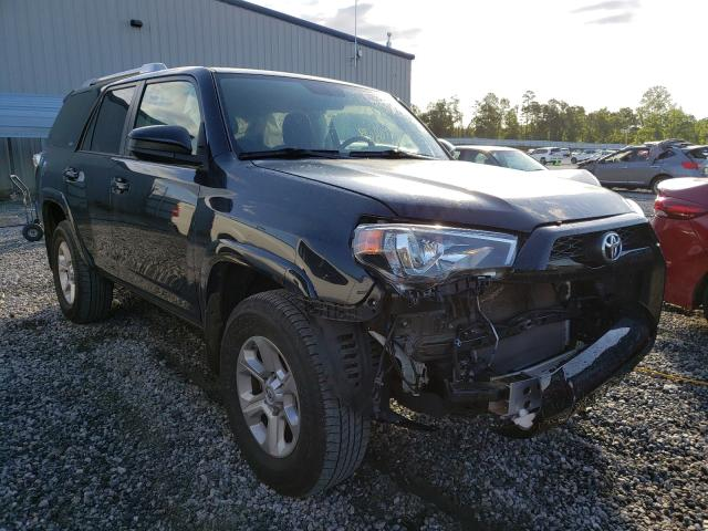 Salvage cars for sale from Copart Spartanburg, SC: 2017 Toyota 4runner SR