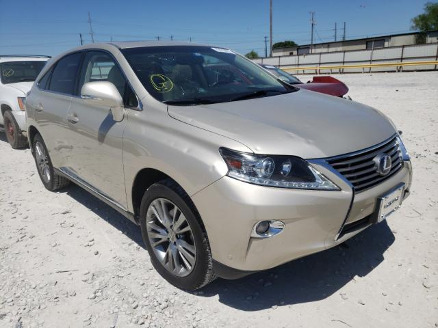 Salvage cars for sale from Copart Haslet, TX: 2013 Lexus RX 450