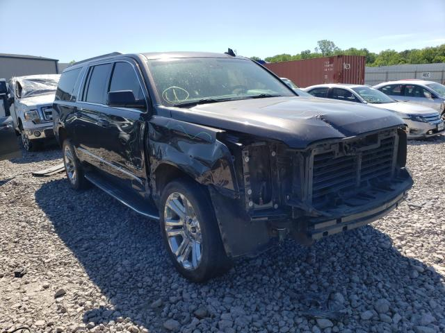 Salvage cars for sale from Copart Hueytown, AL: 2017 GMC Yukon XL C