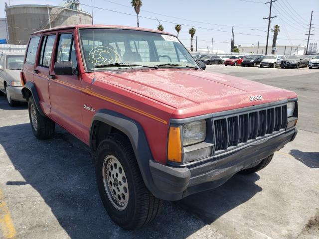 Jeep salvage cars for sale: 1991 Jeep Cherokee S