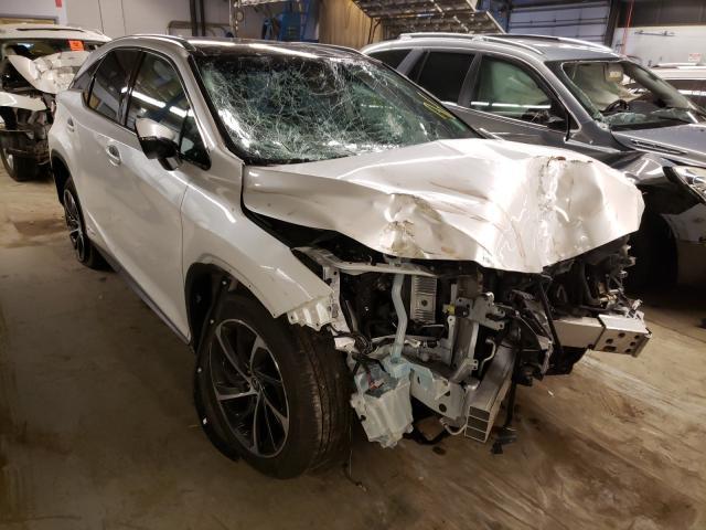 2018 Lexus RX 450H BA en venta en Wheeling, IL