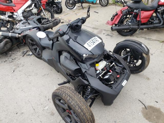 Salvage cars for sale from Copart Woodhaven, MI: 2021 Can-Am Ryker