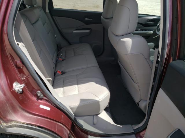 2013 HONDA CR-V EXL 5J6RM4H74DL046952