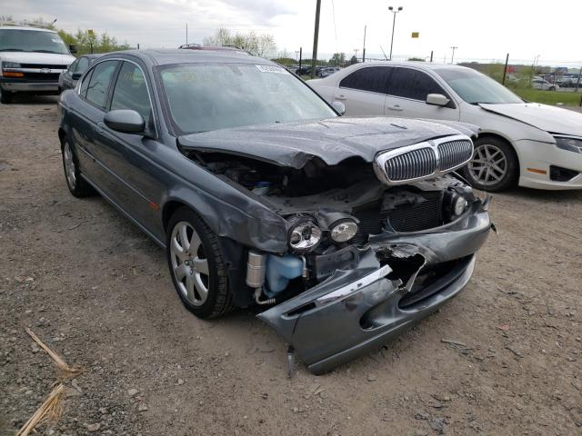 Salvage cars for sale from Copart Indianapolis, IN: 2004 Jaguar X-TYPE 3.0