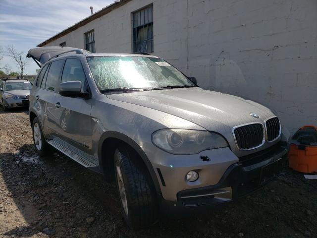BMW Vehiculos salvage en venta: 2007 BMW X5 3.0I
