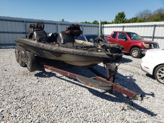 Salvage boats for sale at Prairie Grove, AR auction: 2004 Land Rover Boat