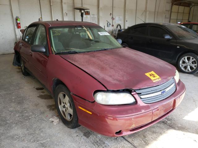 Chevrolet Classic salvage cars for sale: 2004 Chevrolet Classic