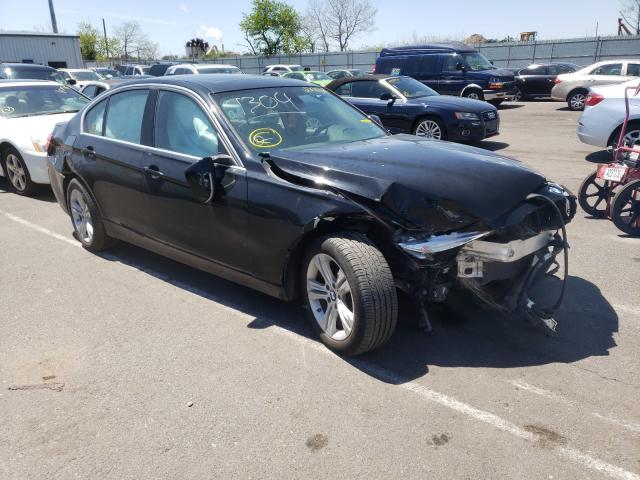 BMW Vehiculos salvage en venta: 2018 BMW 330 XI