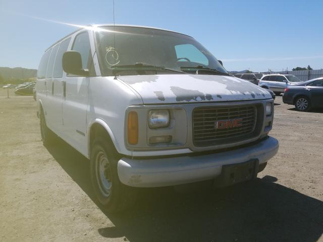 GMC Savana G35 salvage cars for sale: 2001 GMC Savana G35
