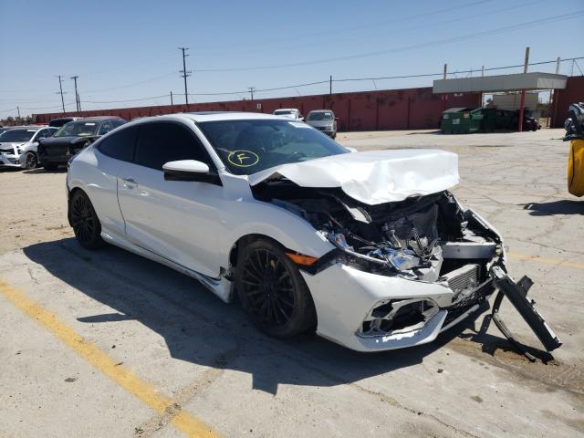Honda Vehiculos salvage en venta: 2019 Honda Civic SI